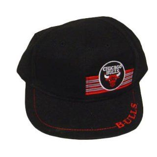 NBA CHICAGO BULLS BLACK RED FLAT YOUTH KIDS CAP HAT NEW : Sports Fan Baseball Caps : Sports & Outdoors