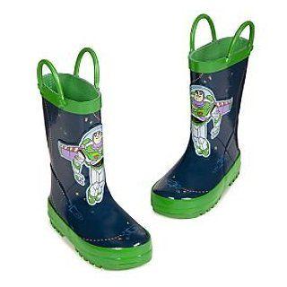Disney Buzz Lightyear Rainboots for Boys Toys & Games