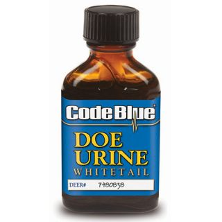 Code Blue 1 fl. oz. Whitetail Doe Urine 400355