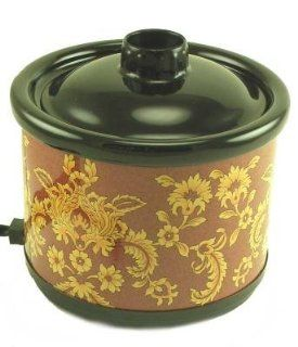 Shop Red & Gold Damask Mixer Melter by Tyler Candle Company at the  Home D�cor Store. Find the latest styles with the lowest prices from Unknown
