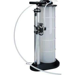 Mityvac Fluid Evacuator — 2.3 Gal. Reservoir  Oil Extractors