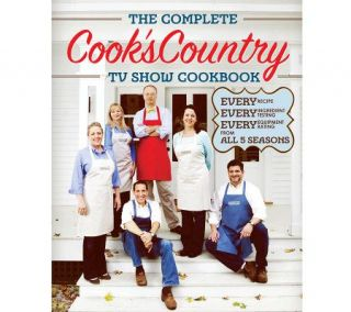 The Complete Cooks Country Cookbook from Americas Test Kitchen —