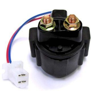Starter Solenoid Relay Yamaha MOTO 4 200 225 250 350 1985 1995: Automotive