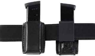 Galco QMC Quick Magazine Carrier for 9mm, .40, .357 Sig Staggered Polymer Magazines and S&W M&P 9mm, .40 Metal Magazines (Tan, Ambi) : Gun Ammunition And Magazine Pouches : Sports & Outdoors