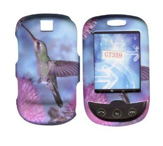 Humming Bird Samsung Smiley T359 T Mobile Case Cover Hard Phone Cover Case Faceplates: Cell Phones & Accessories