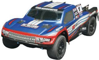 Team Associated 90010 SC10 4x4 Factory Team Kit Toys & Games