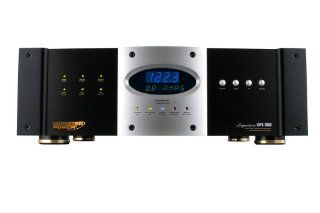 Monster Signature Series HTPS 7000 with Dual Balanced Pure Power Transformers Noel Lee Signature Series 7000 (MP HTPS 7000 SS) (Discontinued by Manufacturer) Electronics