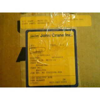 John Crane Seal Assembly P/N M036 22, Size 2.375, Type 8 1, spring loaded Industrial Sealants Industrial & Scientific