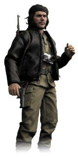 Che Guevara: Real Masterpiece Action Figure: Toys & Games