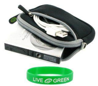 Neoprene Sleeve Case (Black) for Kodak Easyshare M381 Digital Camera Grey/Blue  Camera & Photo