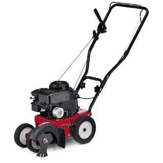 Troy Bilt TB554 9 Inch 158cc Briggs & Stratton 500 Series Gas Powered Lawn Edger with Curb Wheel (Discontinued by Manufacturer)  Tiller Chipper Shredder Log Pump  Patio, Lawn & Garden