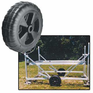 Roll In Dock Wheel 24 Diameter x 8W each 74968
