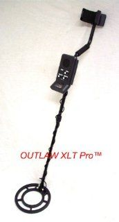 NEW Outlaw XLT Pro Metal Detector Waterproof Coil
