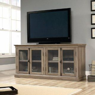 Shop Sauder Barrister Lane Storage Credenza in Salt Oak at the  Furniture Store. Find the latest styles with the lowest prices from Sauder