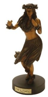 """ALOHA"" HULA DANCER   KIM TAYLOR REECE COLLECTION   HAWAIIAN DECOR   Table Lamps"