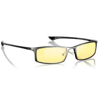 Gunnar Optiks Phenom Graphite Amber Full Rim Ergonomic Advanced Computer Glasses