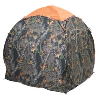 Ameristep Blaze Orange Tangle Cap 428429
