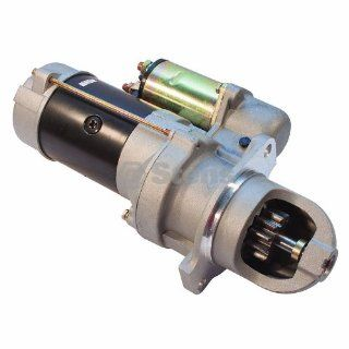 Stens Mega fire Electric Starter For Bobcat 6714082 435 929: Lawn Mowers: Industrial & Scientific