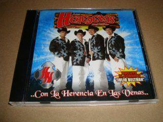 Los Herederos Del Norte Con La Herencia En Las Venas (Audio Cd 2007): Music