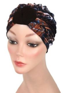 Elegant Fashion Turban in Cosmic Sky at  Women�s Clothing store: Headwraps Headwear