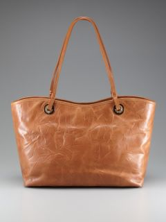 Candice Tumbled Leather Tote by Elaine Turner