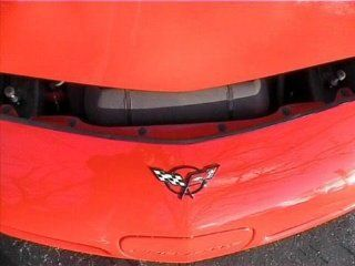 C5 Corvette Hood Seal: Automotive