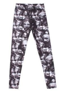 The Walking Dead Her Universe Zombie Leggings Size  Small