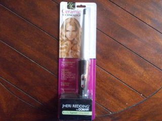 "Conair Jheri Redding 1"" to 1/2"" Tapered Curling Wand Health & Personal Care"