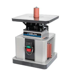 Delta Woodworking 31 483 Heavy Duty Oscillating Bench Spindle Sander, 1/2 HP, 115 volt   Power Disc Sanders