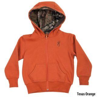 Browning Toddlers Buckmark Camo Sweatshirt 705182