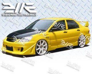 2004 2007 Mitsubishi Lancer 4dr Body Kit GTR Full Kit Automotive