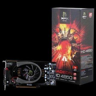 XFX ATI Radeon HD 4850 1 GB DDR3 VGA/DVI/HD MI PCI Express Video Card HD485XZNFC: Electronics