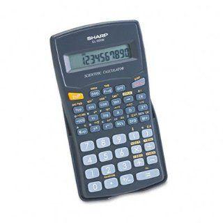 Sharp EL 501W BK Scientific Calculator  Electronics