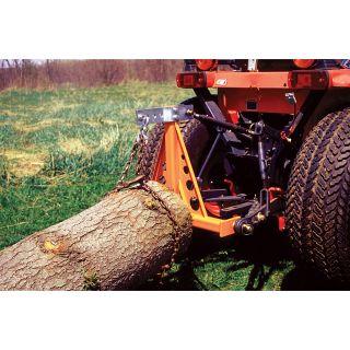 Norwood Log Hog Log Skidder Tractor Attachment, Model# 41255 Log Hog  Log Skidding