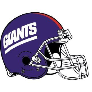 New York Giants Logo Transfers Rub On Stickers/Tattoos (3 Pack): Sports & Outdoors