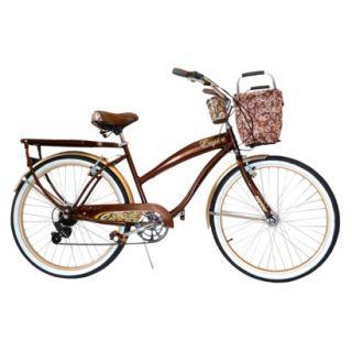 Huffy Womens Empire 26 Cruiser Bike