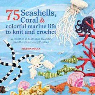 75 Seashells, Fish, Coral & Colorful Marine Life