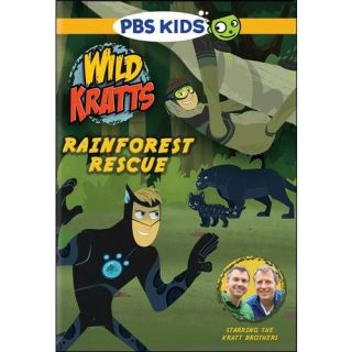 Wild Kratts: Rainforest Rescue (Widescreen): TV Shows
