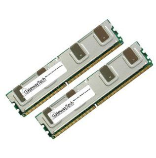4GB (2x2GB) RAM Memory for the Dell PowerEdge 2900, 2950 (DDR2 533, PC2 4200) Upgrade: Computers & Accessories