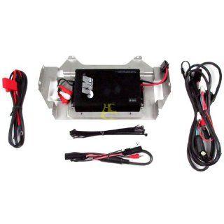 J&M Audio 360 Watt Performance 4 Channel Amplifier Kit 2014 & Newer Harley Davidson Ultras and Trike with four Speakers   JMAA 3600HC14 UL Automotive
