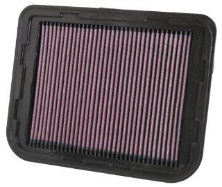 K&N 33 2950 High Performance Replacement Air Filter: Automotive