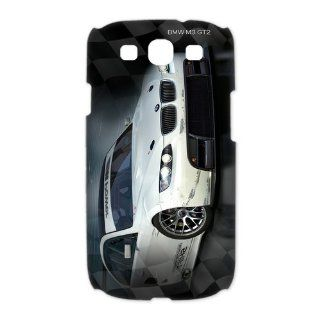 Custom BMW 3D Cover Case for Samsung Galaxy S3 III i9300 LSM 544: Cell Phones & Accessories