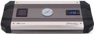 Oxygen Audio AIR2PROF550 High Power Amplifier, 4 Channel (O2 AIR2 PRO F550)  Vehicle Multi Channel Amplifiers