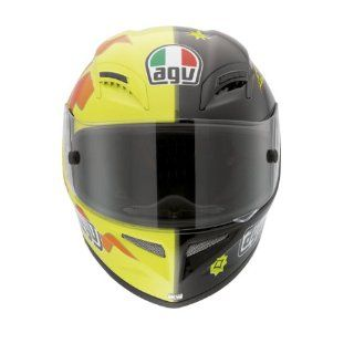 AGV Grid Sun & Moon '96 Full Face Helmet (M): Automotive