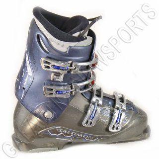 Used Salomon Elios 550 Ski Boots M9  Alpine Ski Boots  Sports & Outdoors