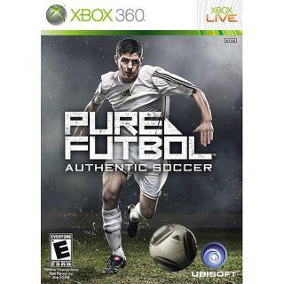 Pure Futbol Authentic Soccer Xbox 360