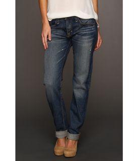 Big Star Joey Slouchy Fit Jean in 17 Year Dust Womens Jeans (Blue)