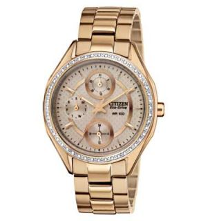 Ladies Drive from Citizen Eco Drive™ POV Swarovski® Crystal Watch