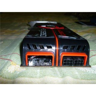XFX ATI Radeon HD 5850 1 GB DDR5 2DVI/HDMI/DisplayPort PCI Express Video Card HD585XZAFC: Electronics