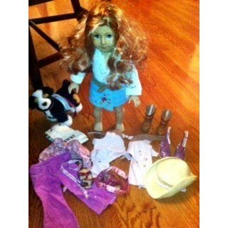 American Girl Doll of the Year Nicki and Paperback Book Toys & Games